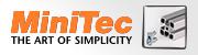 MINITEC - Perfil de Aluminio