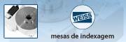WEISS - Mesas de Indexagem
