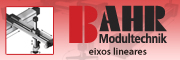 BAHR - Eixos lineares